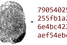 浅析国内指纹识别技术(附带小工具)