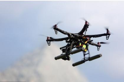 对某品牌无人机的研究与劫持实验