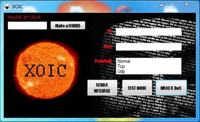 DDOS攻击测试工具合集免费下载