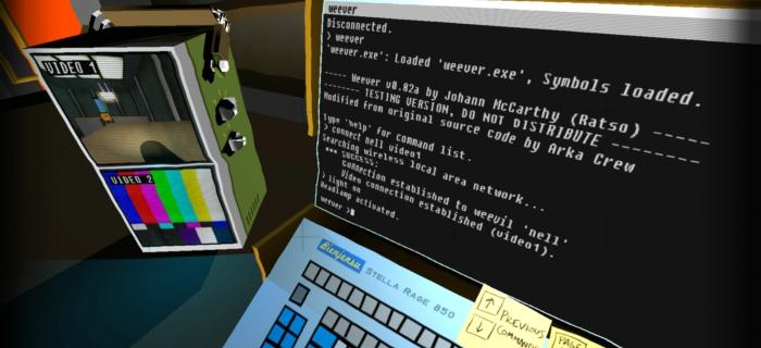黑客游戏第二弹:The Hacker's Sandbox