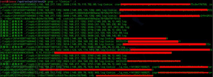 SSL中间人证书攻击测试演练