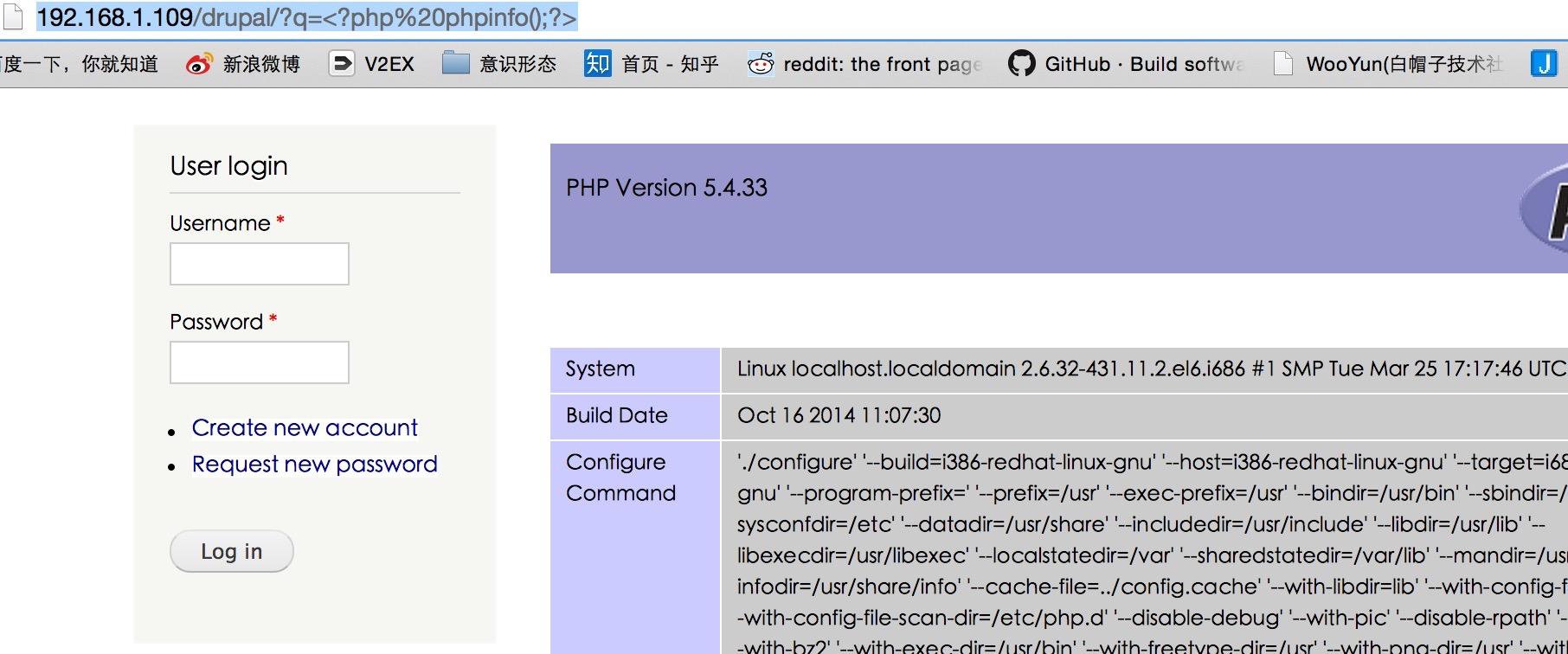 callback噩梦:解析著名CMS框架Drupal SQL注入漏洞