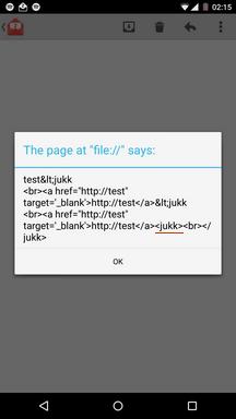 在HTML5移动应用中挖掘XSS漏洞