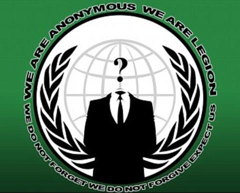 """匿名者(Anonymous)组织再发声:将对以色列发动""""电子大屠杀"""""""