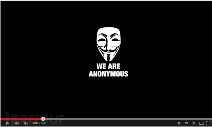 行动代号OpChina:国际黑客组织匿名者(Anonymous)宣布今日发动对华网络攻击