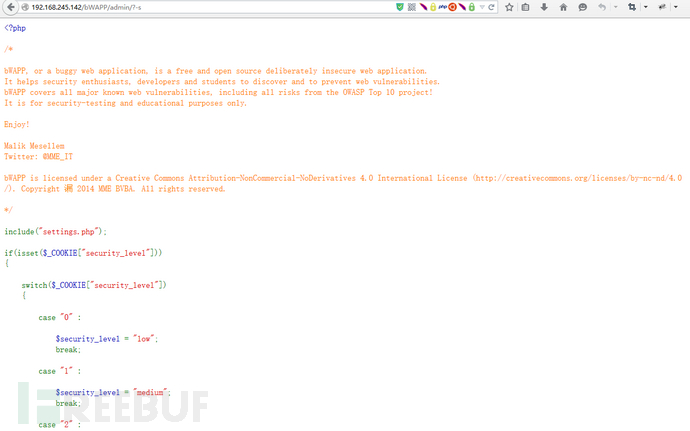 BWAPP:一款非常好用的漏洞演示平台-【安基网】