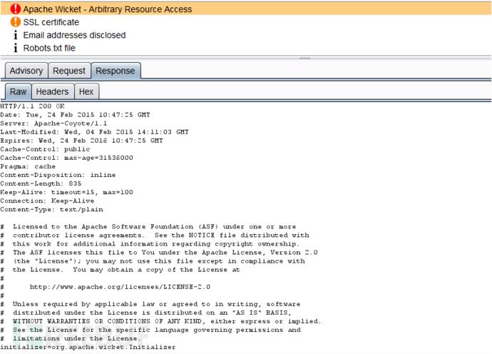 J2EEScan:J2EE安全扫描(Burp插件)