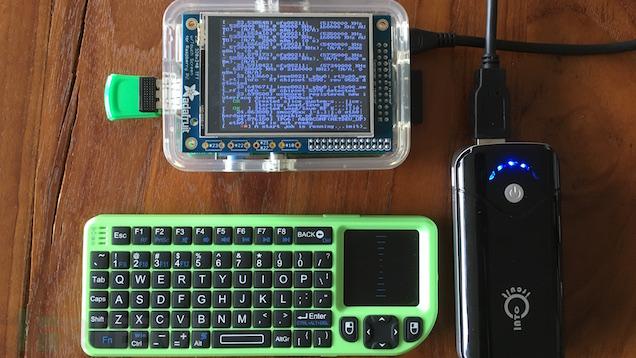 极客DIY:使用树莓派和kali Linux打造便携式渗透套件
