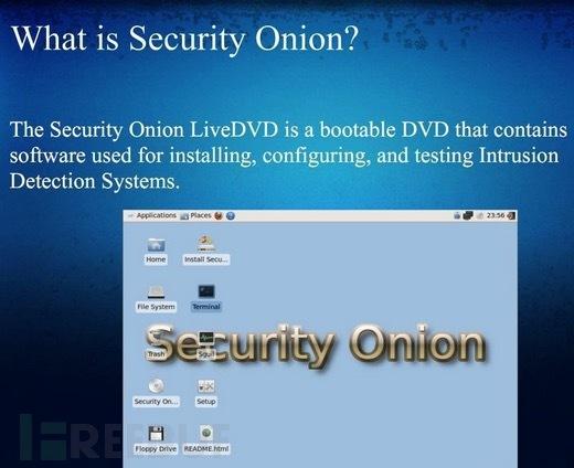 Security Onion(安全洋葱):专注入侵检测