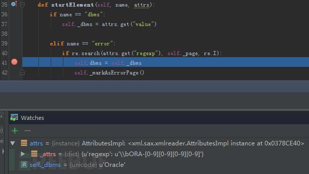 SQLMap的前世今生(Part2):数据库指纹识别