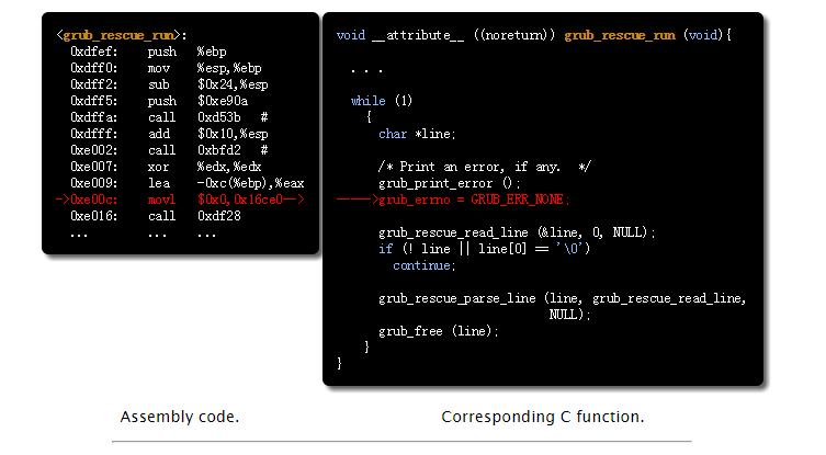 Grub2被曝登陆验证绕过0Day,影响众多Linux版本(CVE-2015-8370