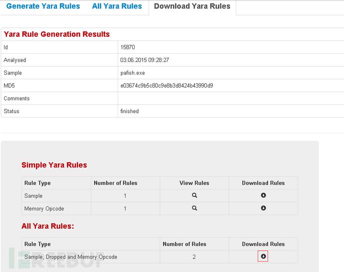 教你构建自己的yara数据库