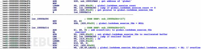 技术分析:Apple syslogd提权漏洞,影响众多iOS、OSX版本(CVE-2016-1722)
