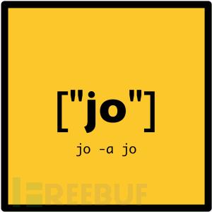 jo:通过shell命令创建JSON