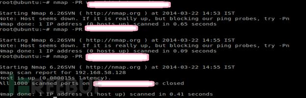 Nmap备忘单:从探索到漏洞利用 Part1