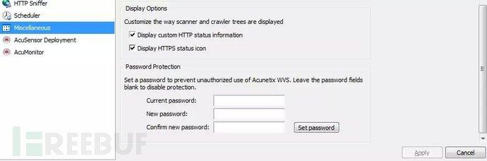 Acunetix Web Vulnarability Scanner V10.5 详细中文手册