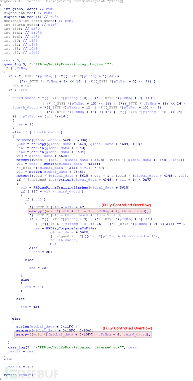 从0到TrustZone(第二篇): QSEE提权漏洞及利用(CVE-2015-6639)