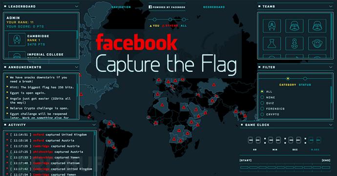 Facebook CTF平台宣布开源