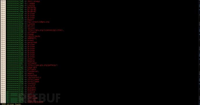 rop-tool:一款辅助撰写二进制exp的工具