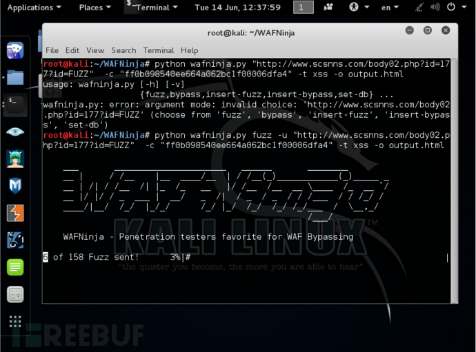 WAFNinja:一款绕过WAF的渗透测试工具 - 成雨 - 成雨s Blog-关注Web信息安全