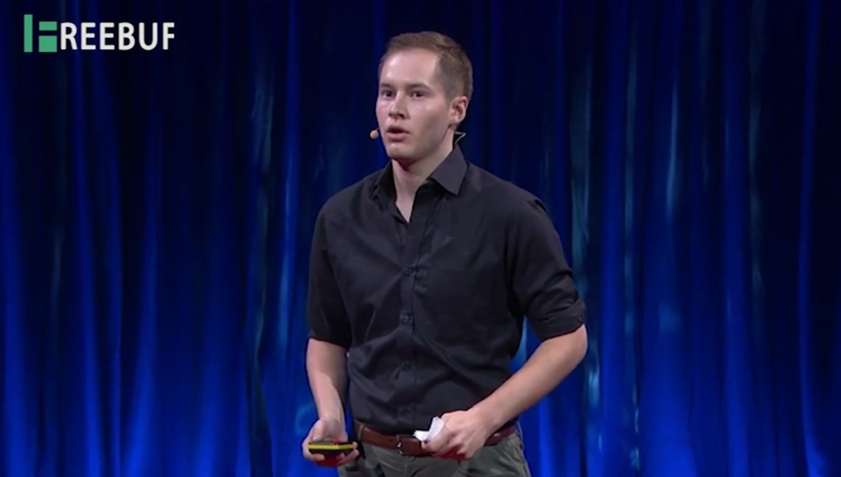 FreeBuf公开课•TED系列:现代网络战需要黑客