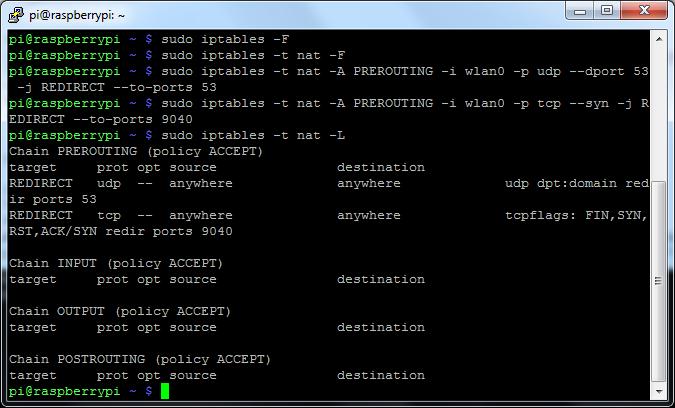树莓派打造洋葱Tor代理路由