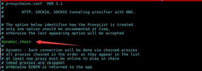 Kali下安装Shadowsocks与利用ss和ProxyChains实现任意应用代理