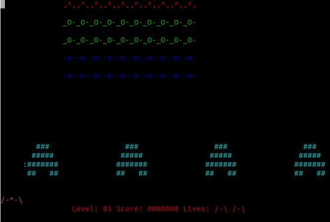 Ninvaders-Terminal_Based_Games.png