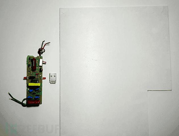 使用电蚊拍DIY USBKILL