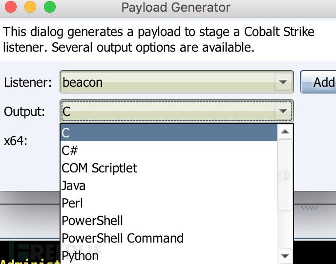 Cobalt Strike学习笔记(持续更新)