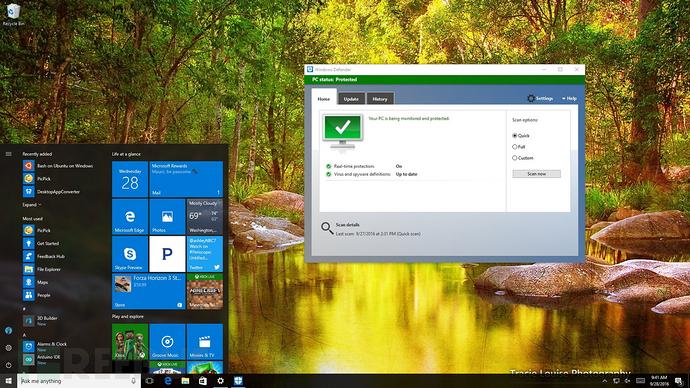 漏洞预警   Windows系统恶意软件防护引擎曝严重远程代码执行漏洞(CVE-2017-0290)