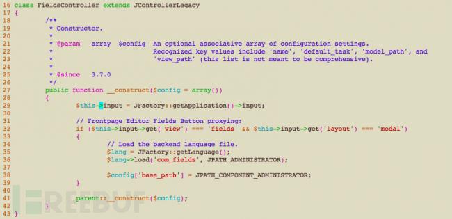 Joomla!3.7.0 SQL注入攻击漏洞分析--[转载自FREEBUF]