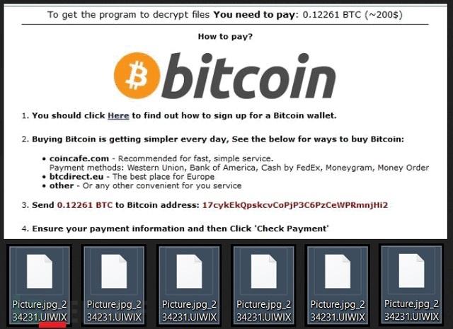 比WannaCry还要可怕的勒索病毒UIWIX?应对措施看这里