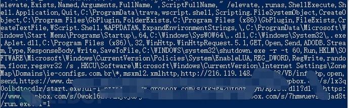 从jscript脚本混淆说起