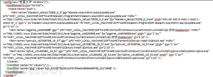 xml文件格式化
