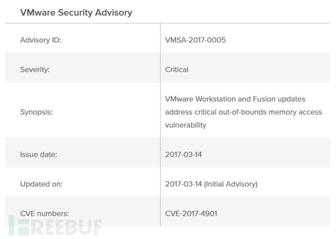 黑客公布VMware虚拟机逃逸EXP