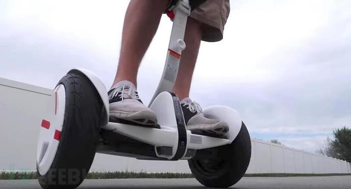 对赛格威miniPRO平衡车的漏洞研究