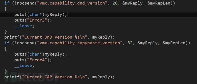创建Version 3 的DnD和CnP对象