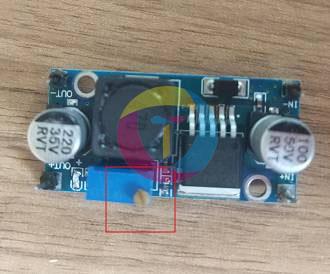 可调电压的稳压模块