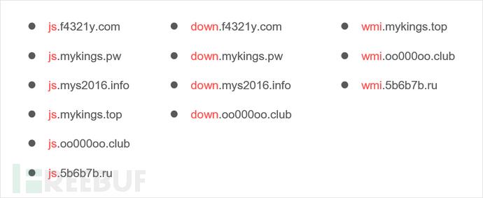 7子域名列表.png