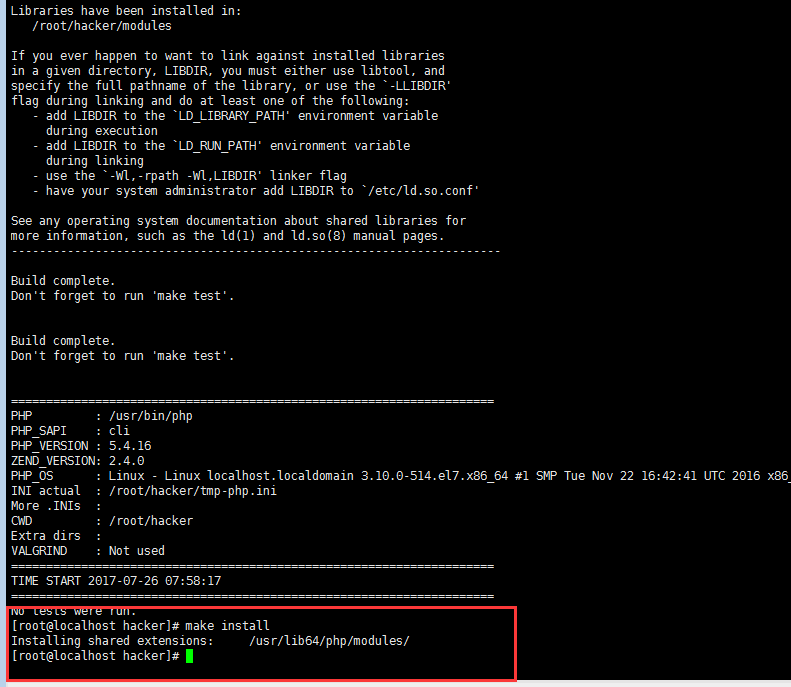 手把手教你编写一个简单的PHP模块形态的后门- h2z - 博客园