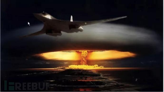 """蓝军从根本上来说是一种""""核威慑"""""""
