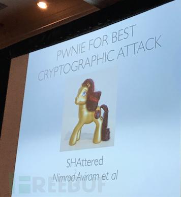 最佳加密攻击奖
