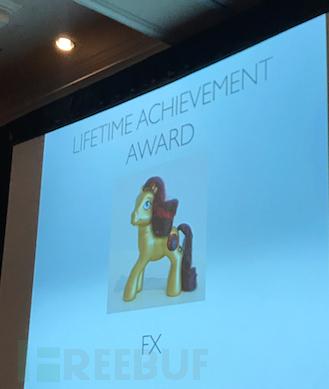 终身成就奖