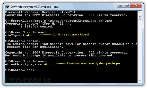 多平台密码绕过及提权工具Kon-Boot的使用与防范