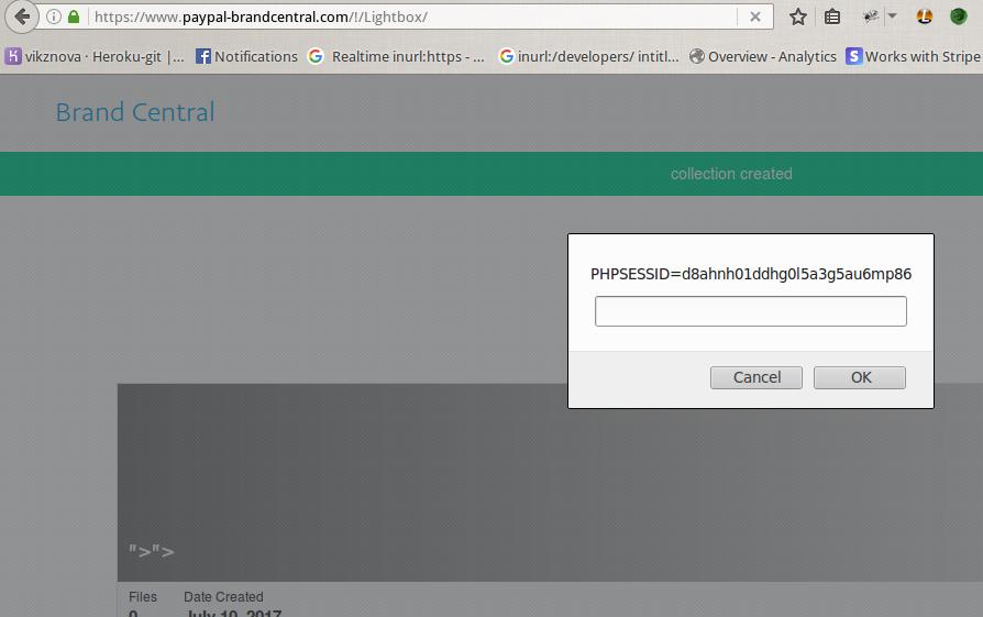 挖洞经验   利用XSS和CSRF漏洞远程实现PayPal合作方网站未授权账户访问