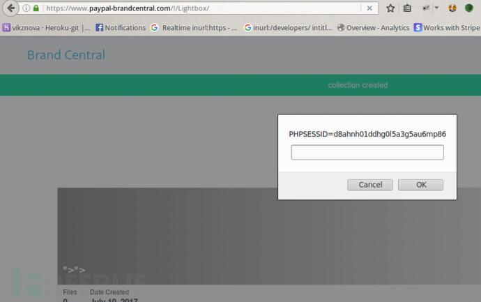挖洞经验 | 利用XSS和CSRF漏洞远程实现PayPal合作方网站未授权账户访问